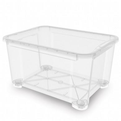 Boite rangement plastique XXL