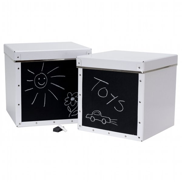 boite de rangement rangement pour enfants. Black Bedroom Furniture Sets. Home Design Ideas