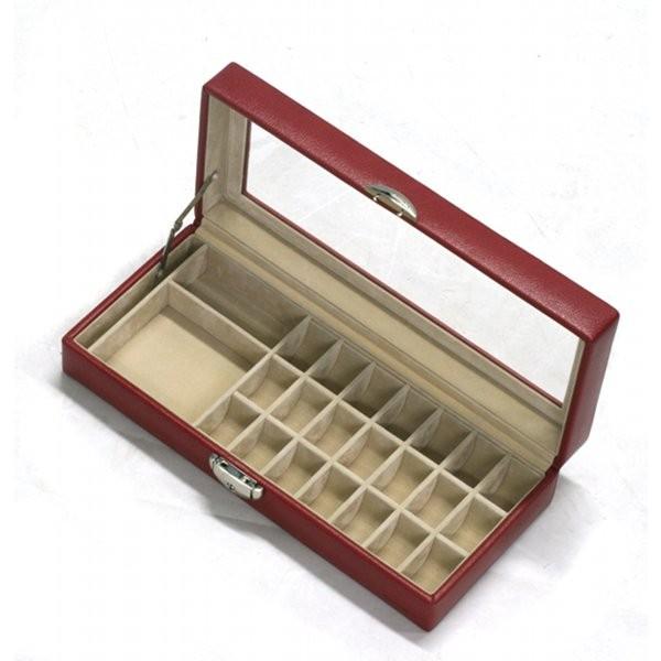 Boite de rangement coffret bijoux et coffret montres - Boite de rangement pour bagues ...