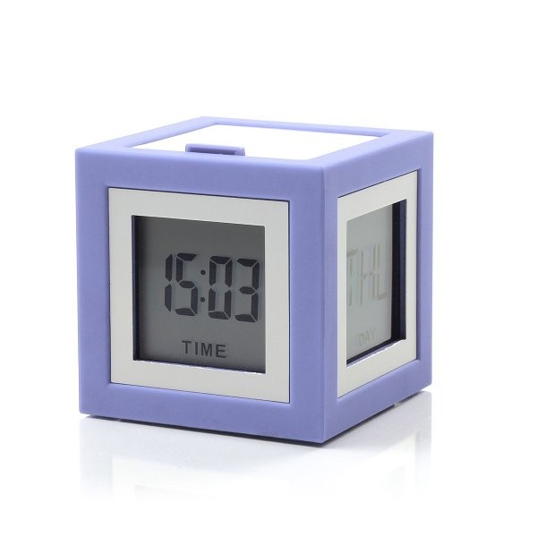 lexon alarm clock instructions