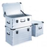 Malle en aluminium gerbable - Série D