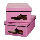 Boite à chaussure homme-femme